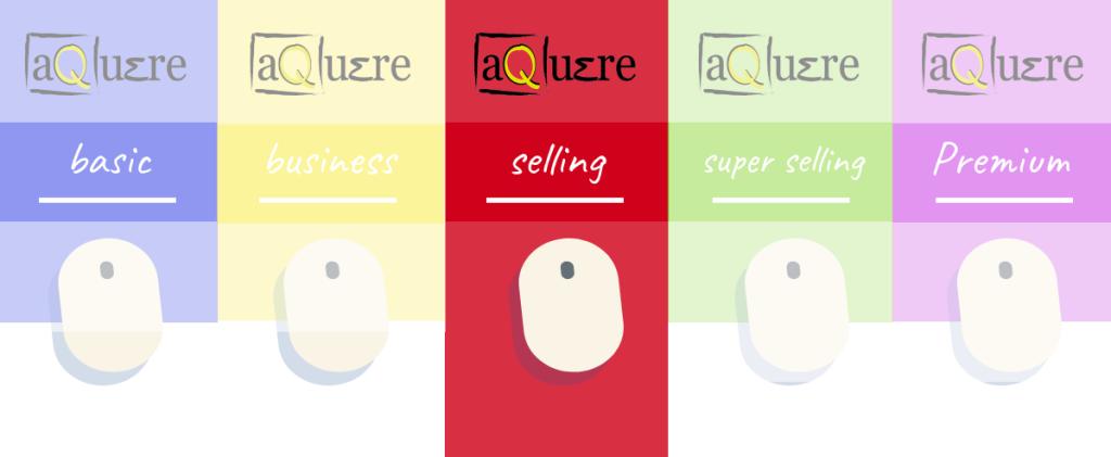 aquere-selling